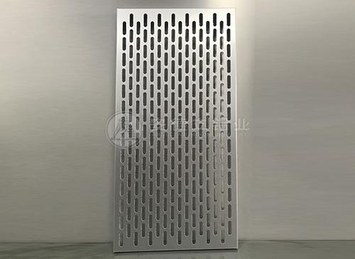 建筑铝板应用