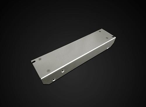 电源外壳铝板