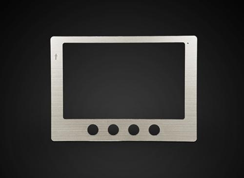 可视系统铝面板