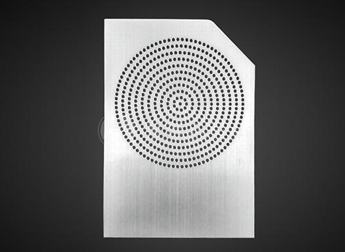 音箱 装饰铝面板