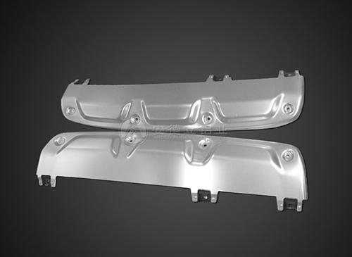 汽车挡板 阳极氧化铝板