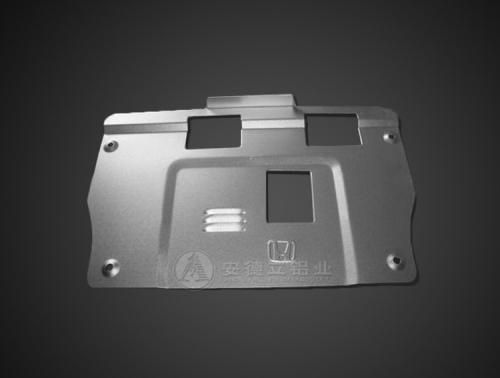 汽车发动机装置铝件