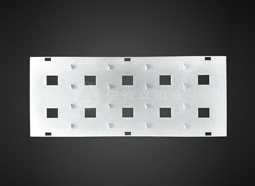 阳极氧化拉丝铝板